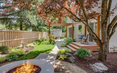 Low-Maintenance Landscape Design using Oregon Native Plants
