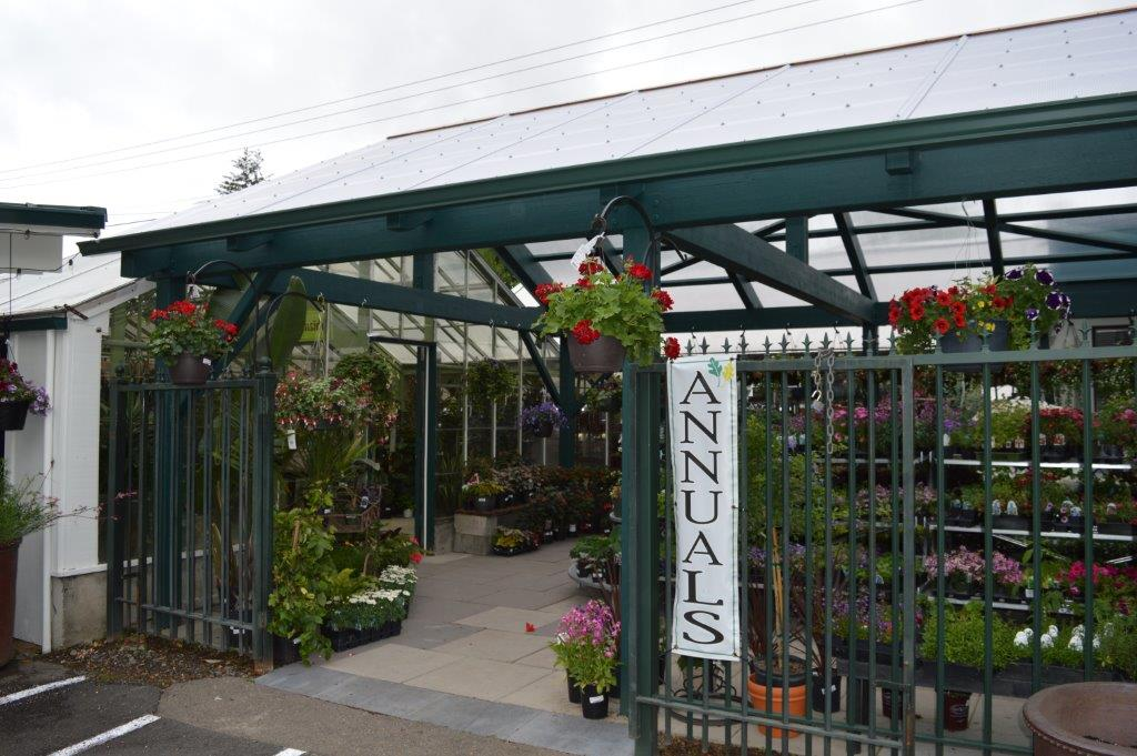Picture of our Portland garden center