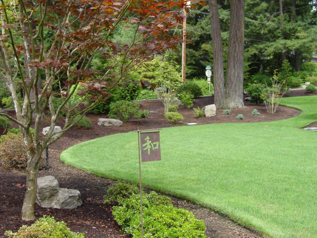 Example of Hillsboro landscape design by Drake's 7 Dees