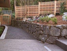 Image of a Willamina Retaining Wall Design and Build by Drake's 7 Dees