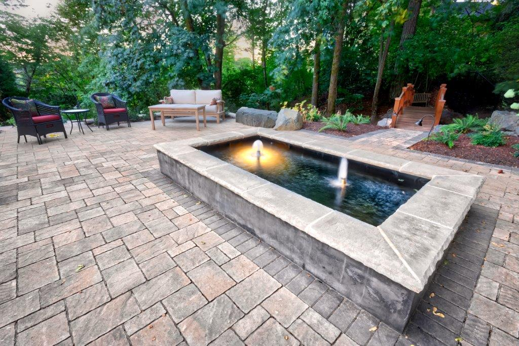 Image of a Tualatin Water Feature Design and Installation by Drake's 7 Dees
