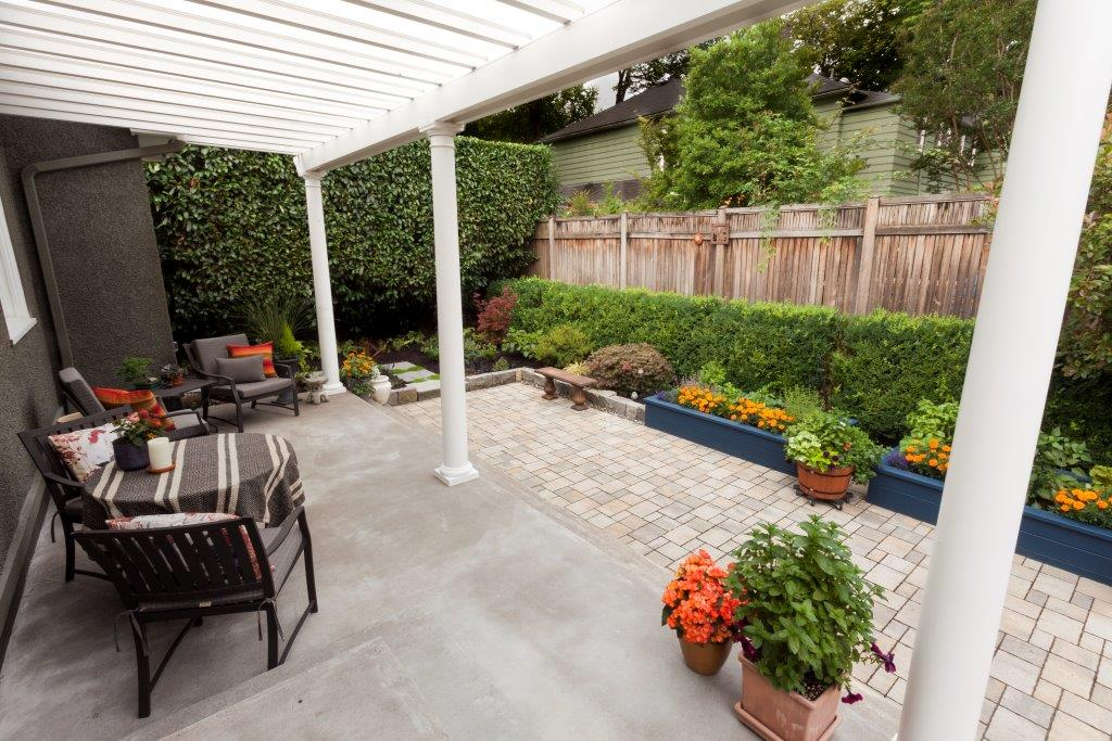 Image of a Stevenson Outdoor Pergola Design and Installation by Drake's 7 Dees