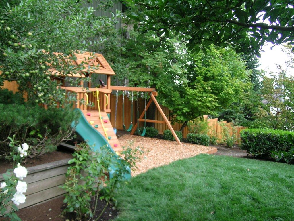 Image of a West Linn Outdoor Pergola Design and Installation by Drake's 7 Dees