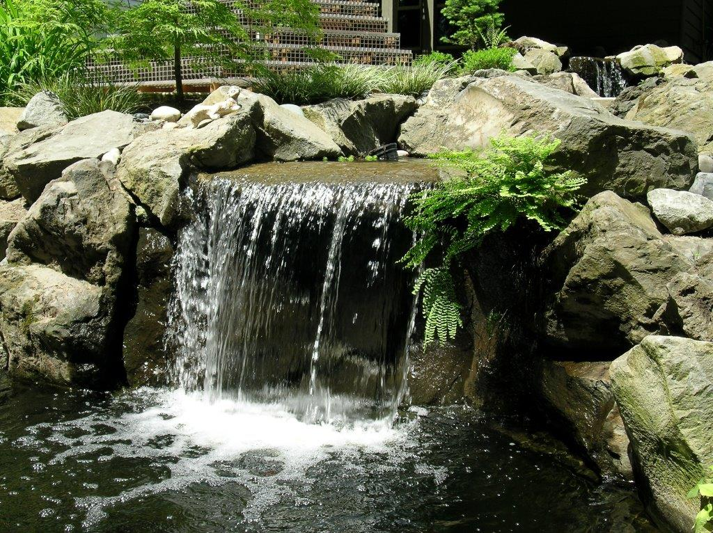 Image of a Welches Water Feature Design and Installation by Drake's 7 Dees