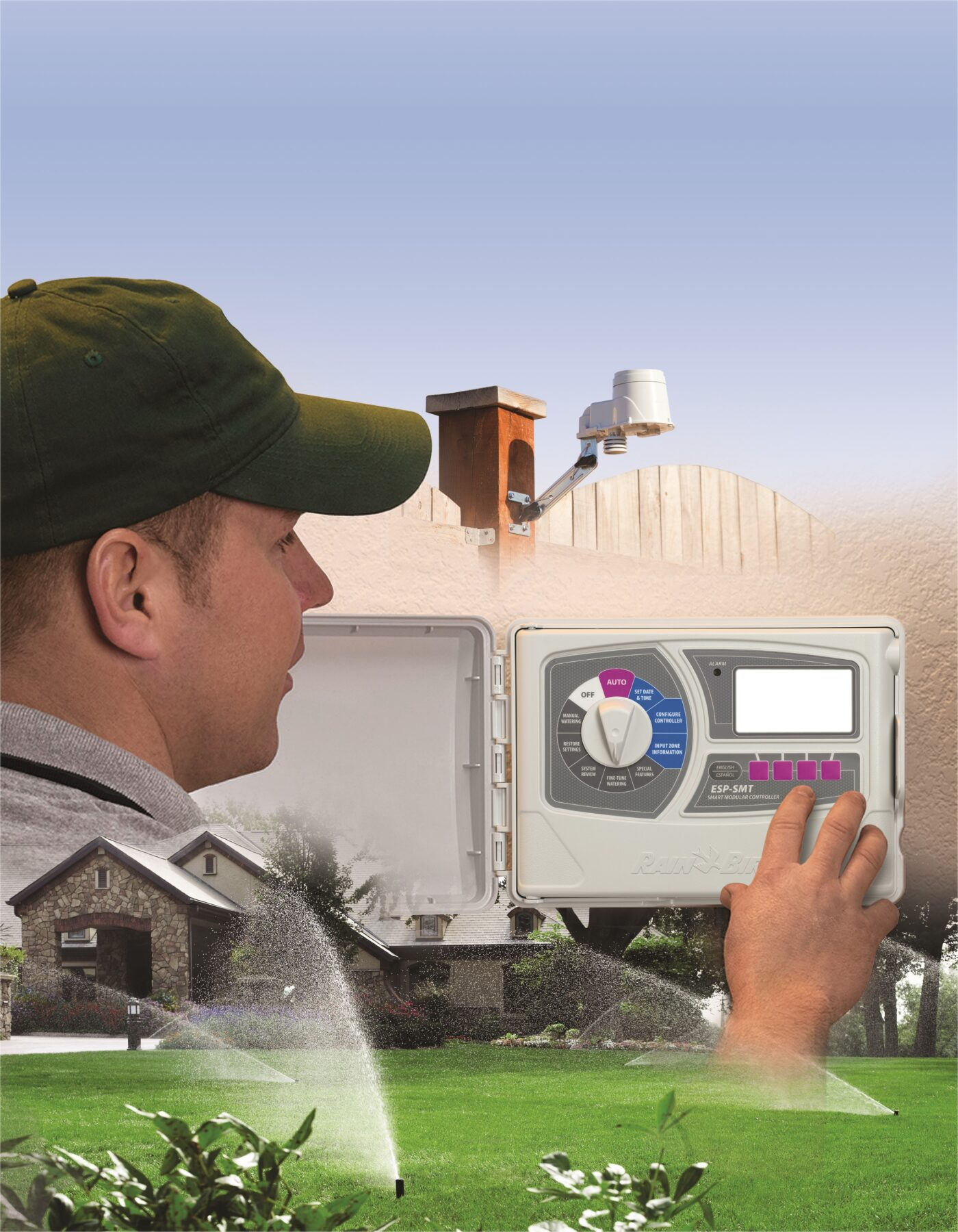 Image for Happy Valley Sprinkler System Maintenance
