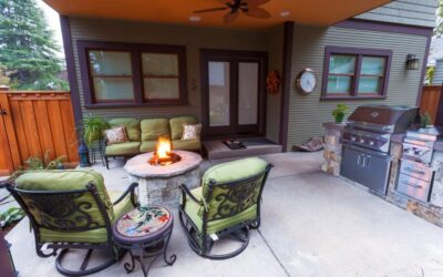 How to Build an Outdoor Fireplace to Fit Your Personality